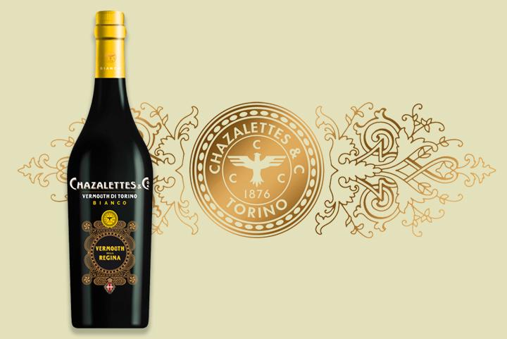 vermouth bianco della regina - chazalettes