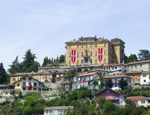 Chazalettes ospite a Canelli insieme all'Istituto del Vermouth di Torino.