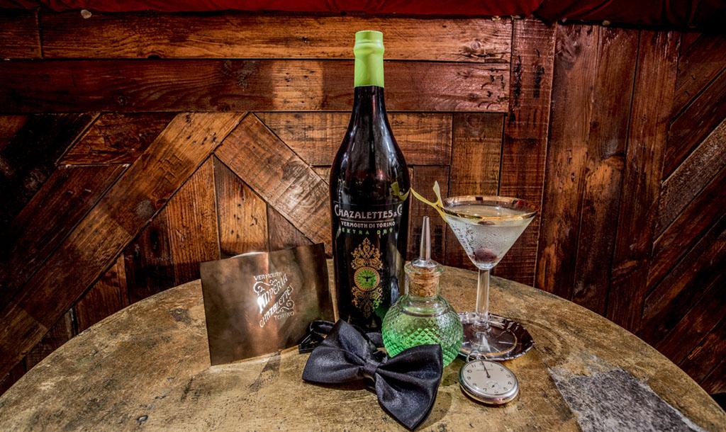 Cocktail Chazalettes Tuxedo
